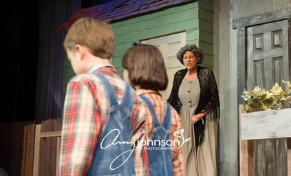 To Kill a Mockingbird - Mrs. Dubose