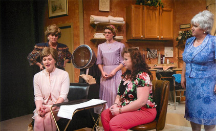 Steel Magnolias - Shelby and the Girls