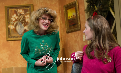 Steel Magnolias - Annelle and Shelby