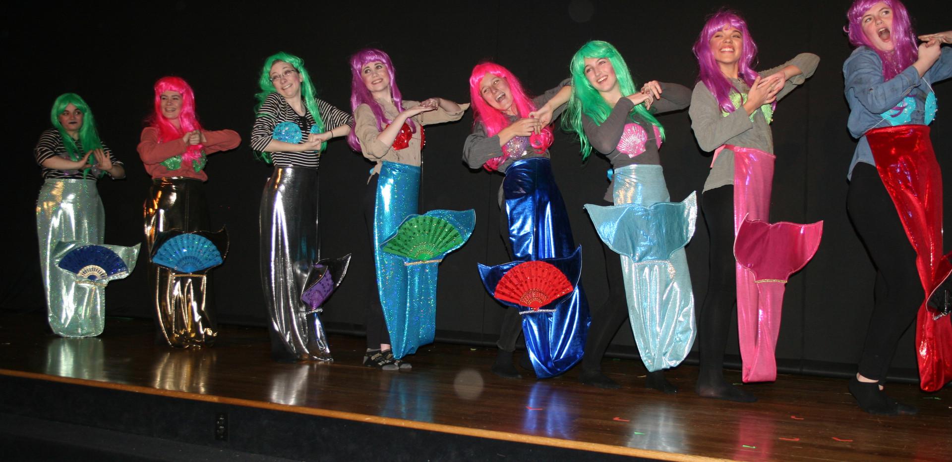 Peter and the Starcatcher - Mermaids