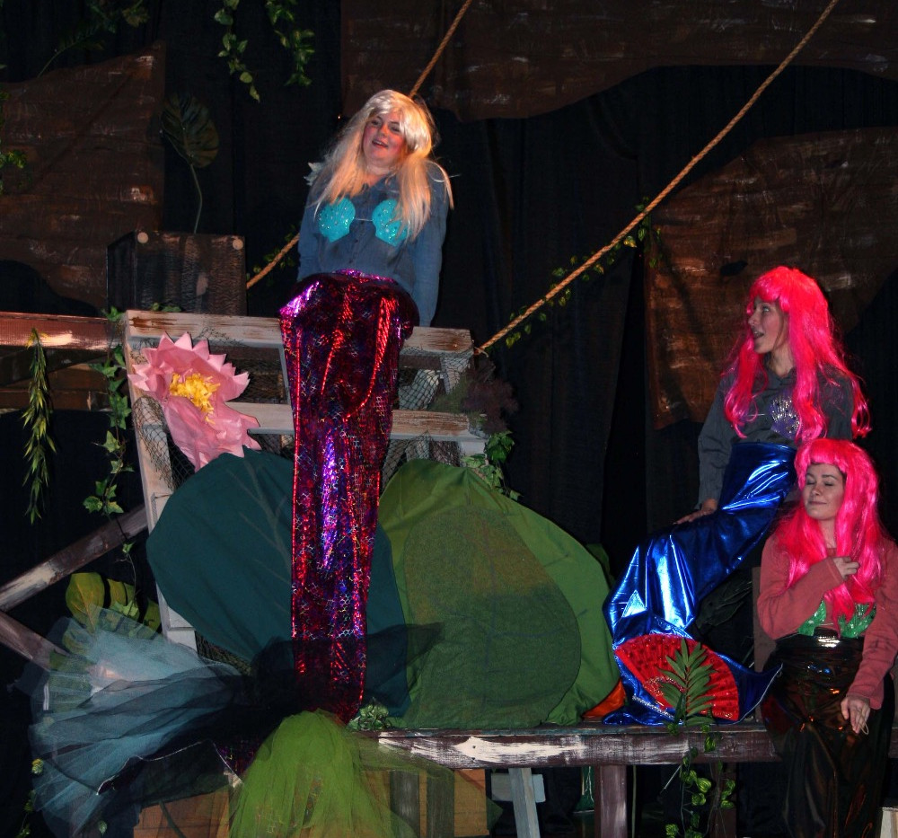 Peter and the Starcatcher - Large Mermaid