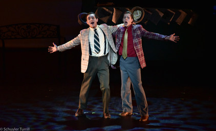 Guys & Dolls - Nicely Nicely and Benny