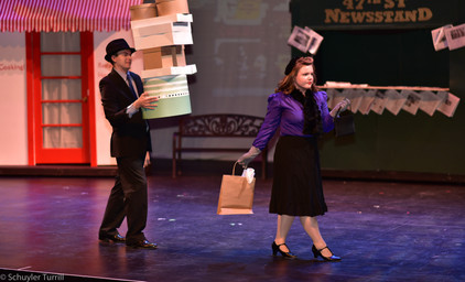 Guys & Dolls - Opening Number
