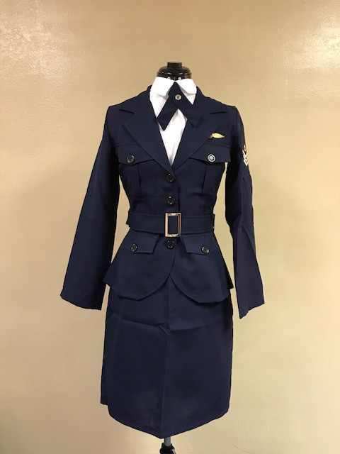 WWII USO Female Uniform