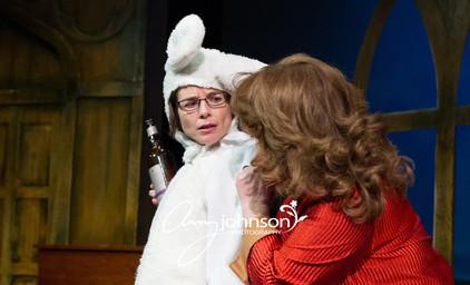 Calendar Girls - Bunny Costume