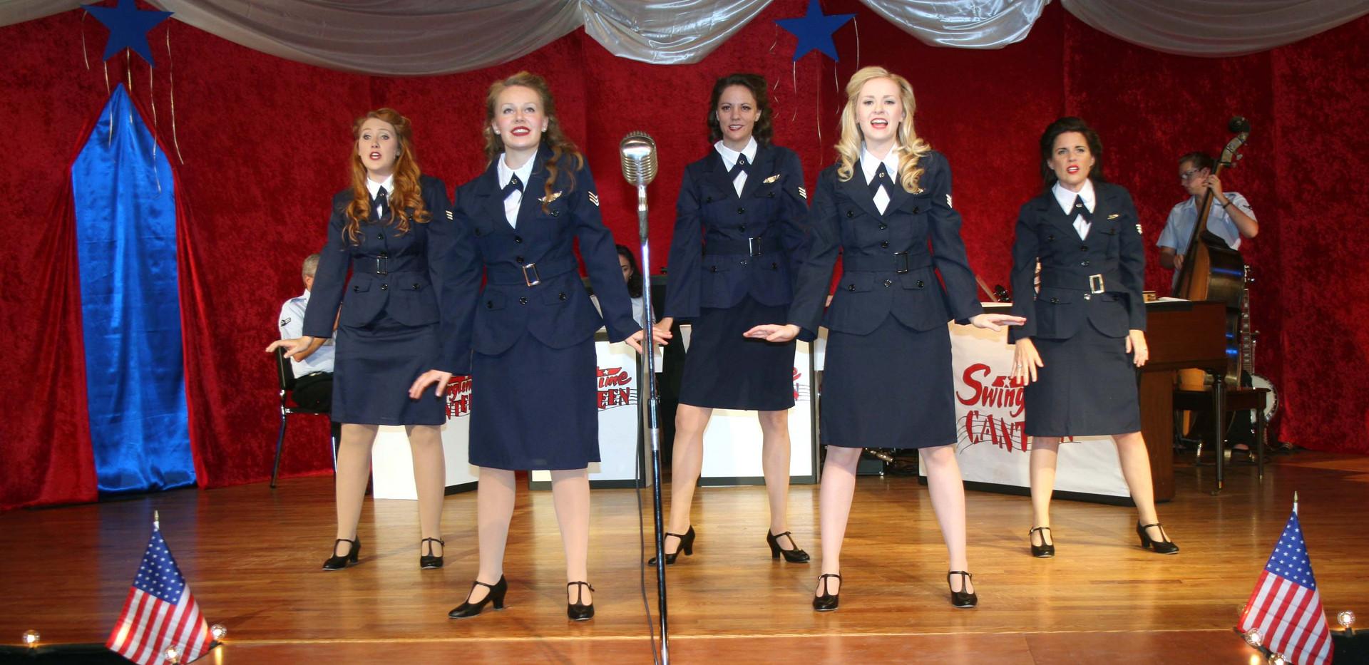 Swingtime Canteen - Uniforms