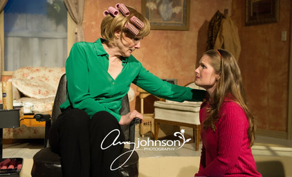 Steel Magnolias - M'Lynn and Shelby