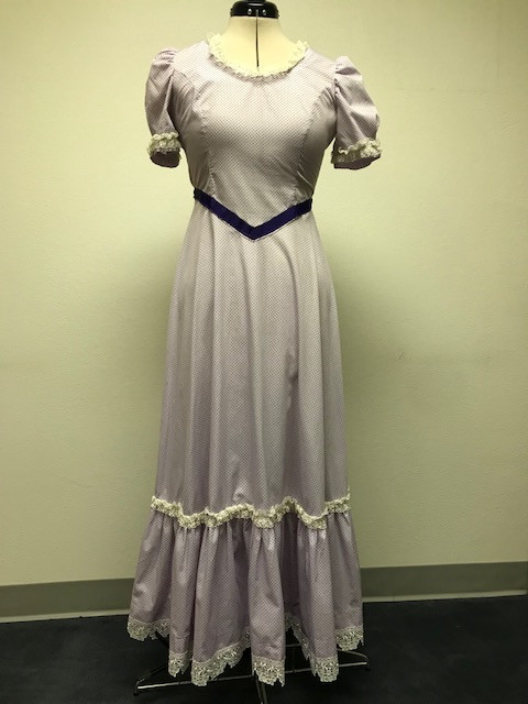 Light Purple Prairie Dress