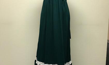 Victorian Green Dress