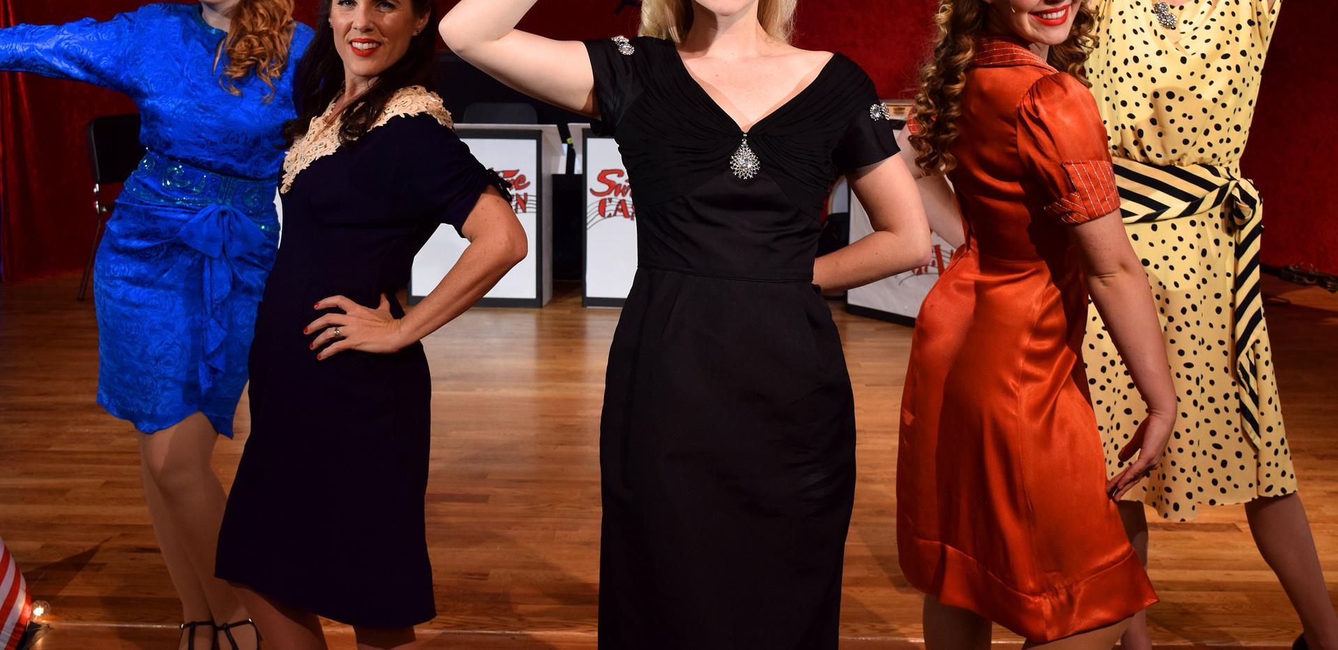 Swingtime Canteen - 40's Dresses