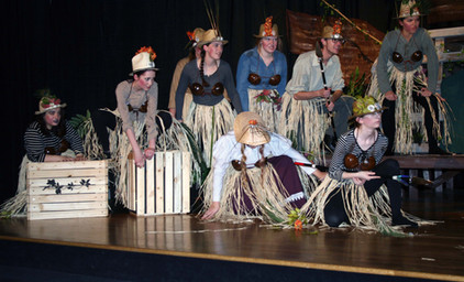Peter and the Starcatcher - Mollusks