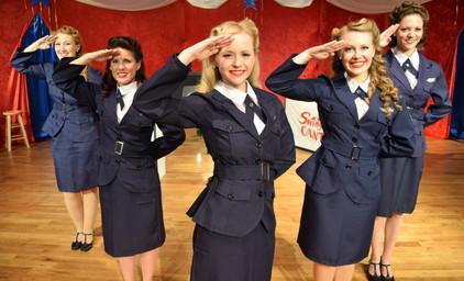 Swingtime Canteen - USO Uniforms