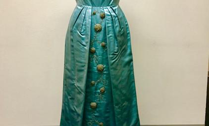 Light Blue Formal Gown