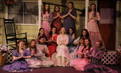 Oklahoma - Laurey and Female Ensemble