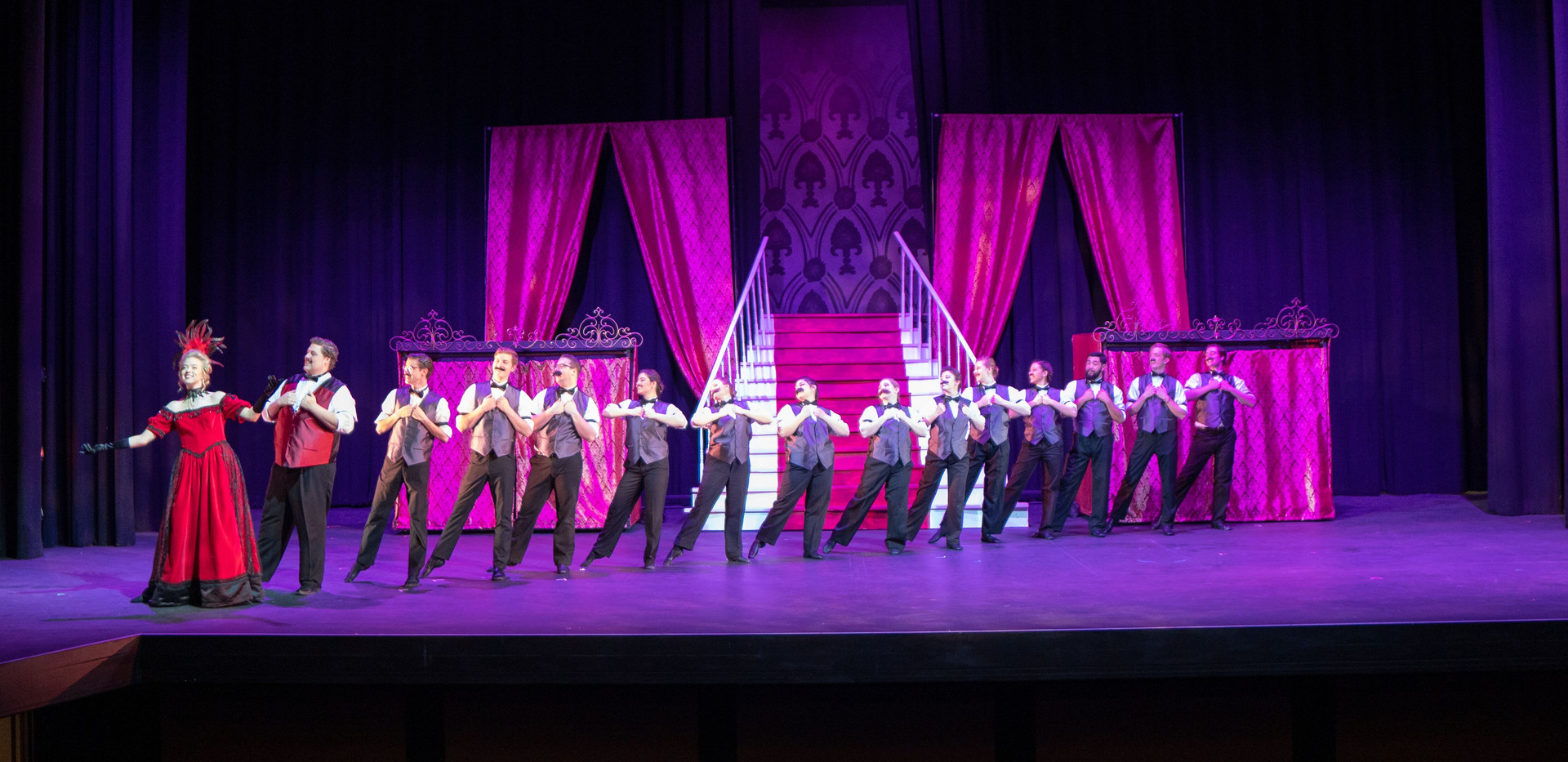 Hello Dolly! - Dolly and Waiters