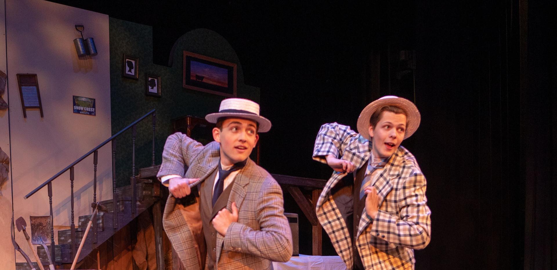 Hello Dolly! - Barnaby and Cornelius