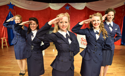 USO Uniforms