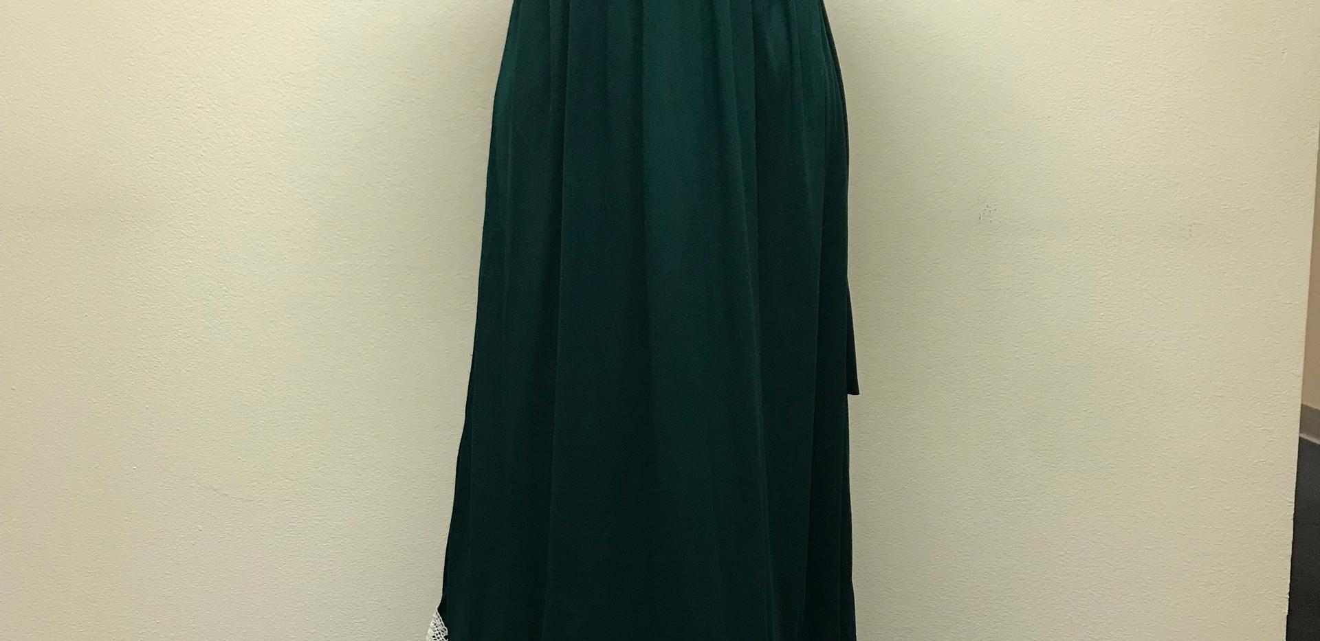 Green Prarie Dress