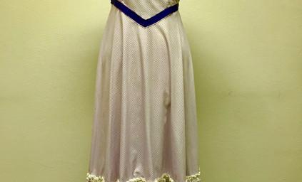 Purple Prarie Dress