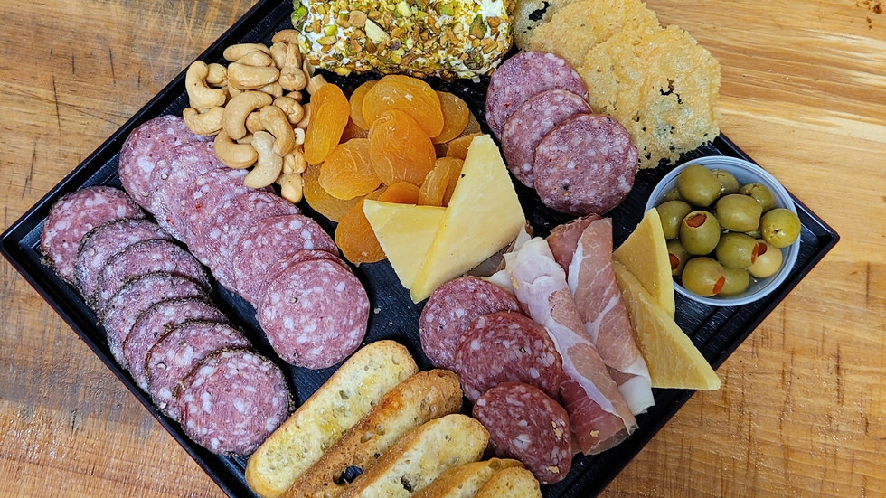 Holiday Charcuterie Boards
