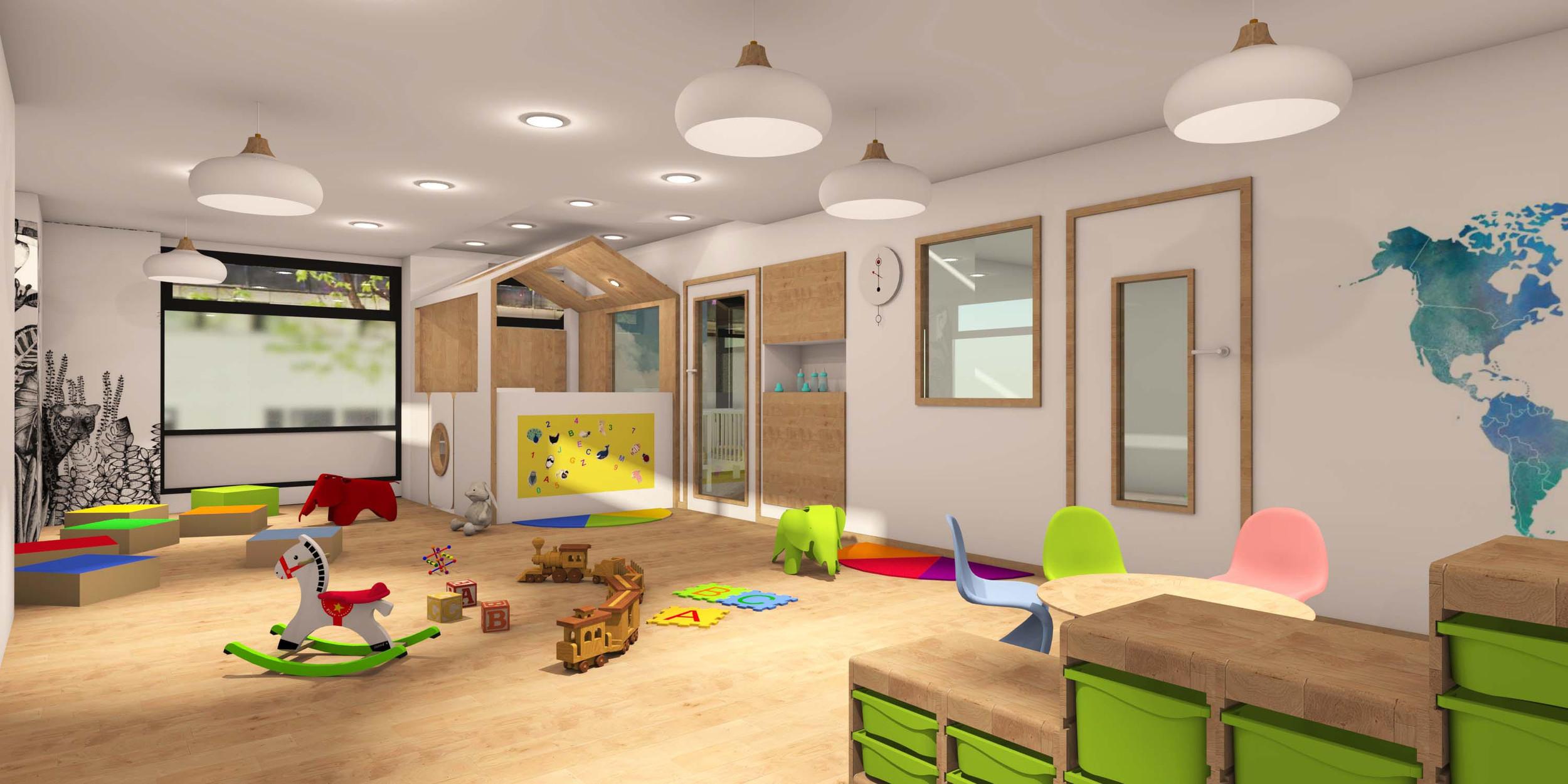 Creche Bilingue Montessori Paris Levallois Perret Claudine Olivier