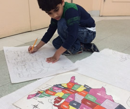 Kindergarten Montessori Program