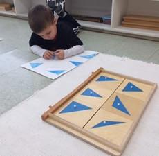 Montessori Pre School Program