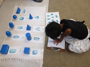 Kindergarten Montessori Program