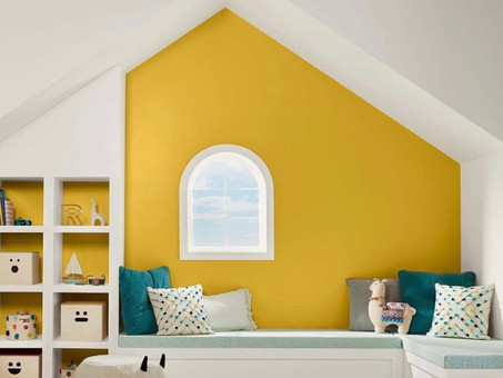 Design & Style - Have you considered giving your home a touch of yellow?