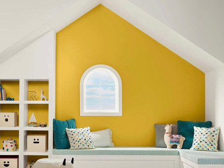 Give your home a touch of yellow