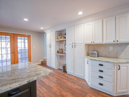 Updating an 1899 Farmhouse Kitchen