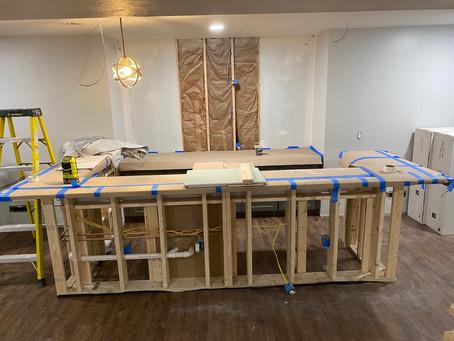 Basement Renovation Part 1
