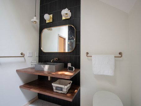 Master Bathroom Renovation: From High-End 1992 to 2021 WOW!