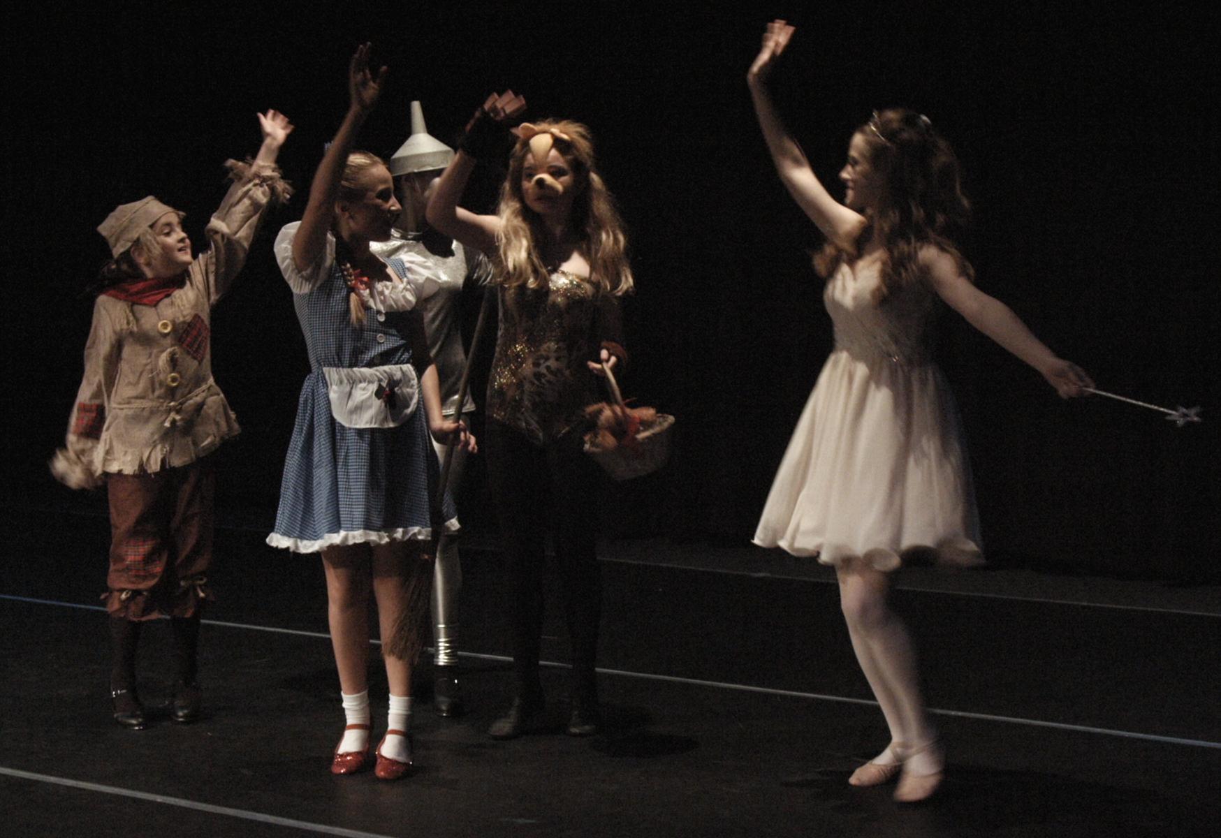 Dance Show 2015
