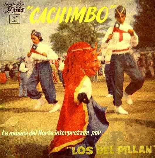 CACHIMBO  (ODEON) LOS DEL PILLAN/HSO