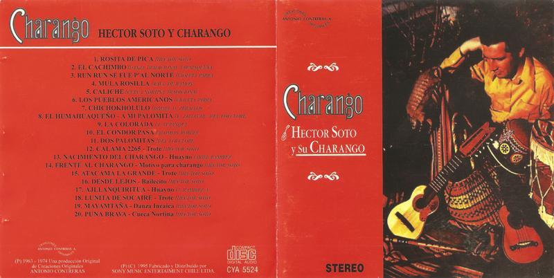 HECTOR SOTO Y SU CHARANGO (SONY)