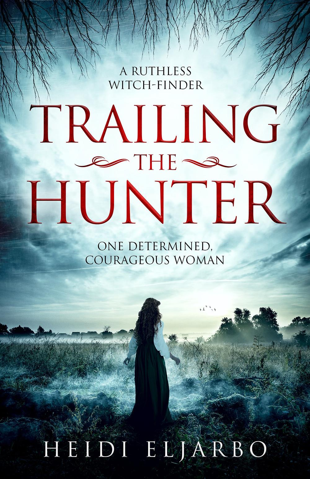 New historical novel by Heidi Eljarbo