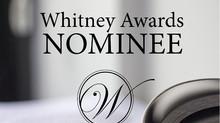 Nominated for Whitney Award