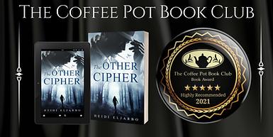 Coffee Pot Book Club Book Award .8.1.202