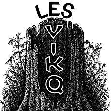 Les Vikq Art Rock on Blue Vinyl by Elano