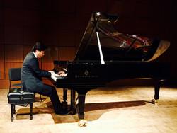 Hanjin Sa Steinway Hall Performance