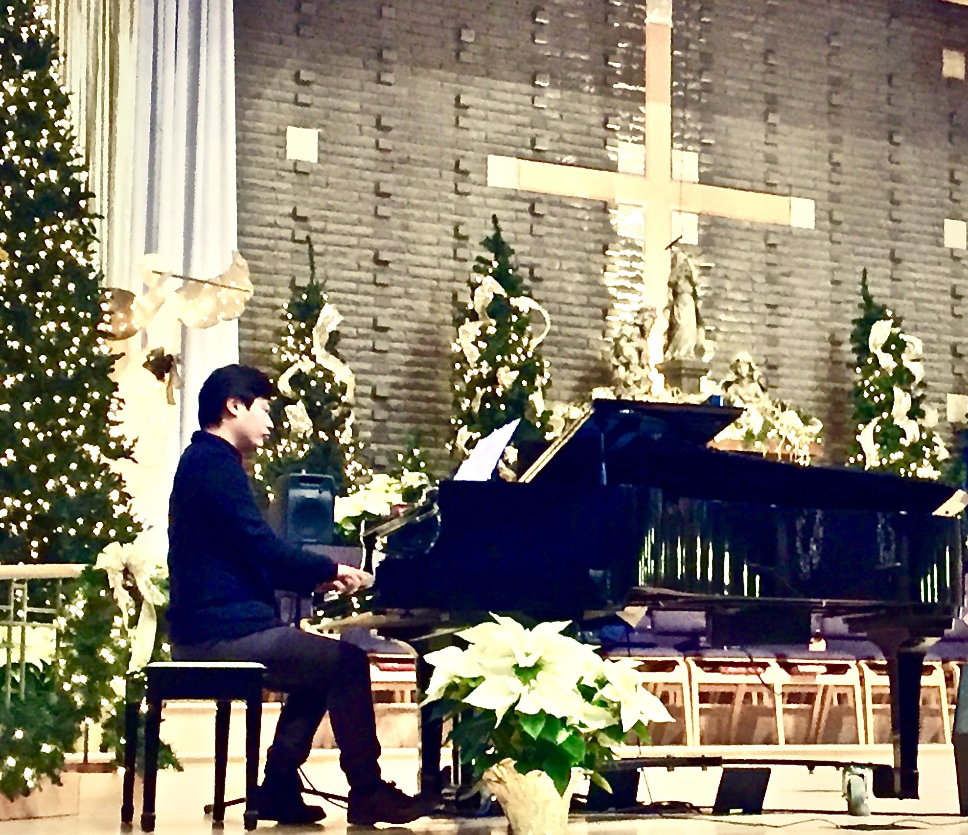 Hanjin Sa Church performance