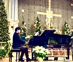 Hanjin Sa Church performance