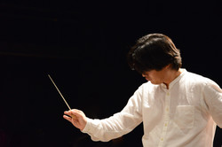 side view conducting