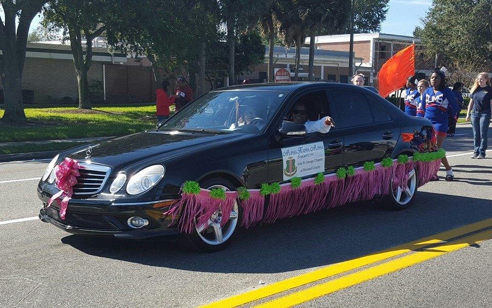 AKA MLK parade titusville3
