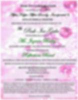 Pink Ice Ball 2019 - Iota Pi Omega Chapt