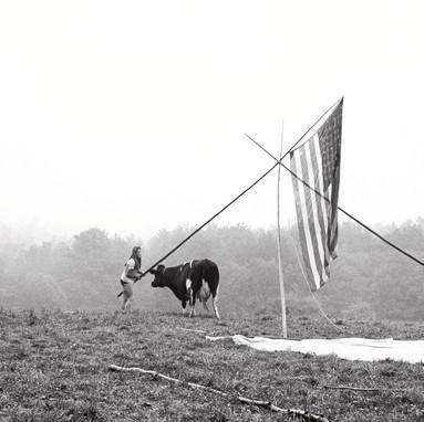 First Tipi at Woodstock - LL Photo No. 87_35
