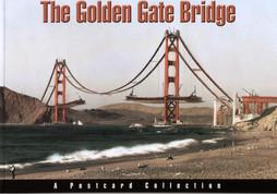 The Golden Gate Bridge Postcard Collection