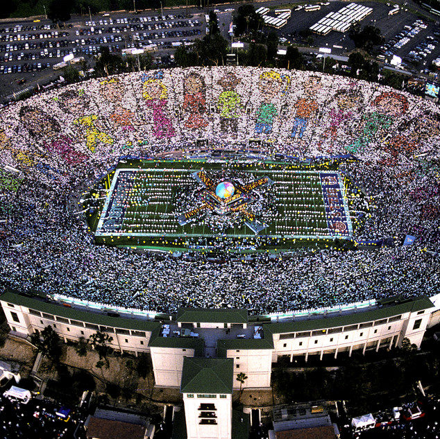 Superbowl XVII Rose Bowl