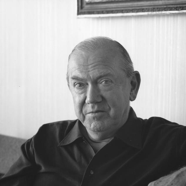 Graham Greene 1971